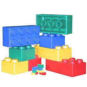 Lego Large Blocks