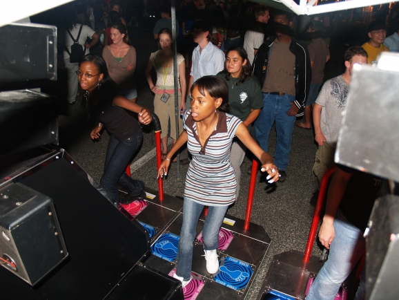 College Dance Revolution