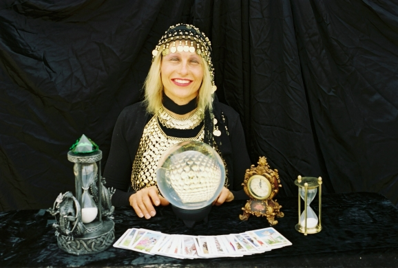 Bar/Bat Mitzvah Fortune Teller