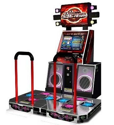Dance Revolution Rental