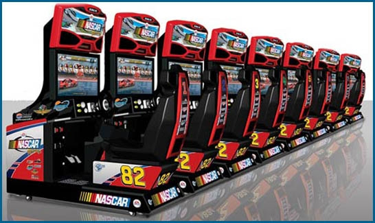 Trade Show Racing Simulators