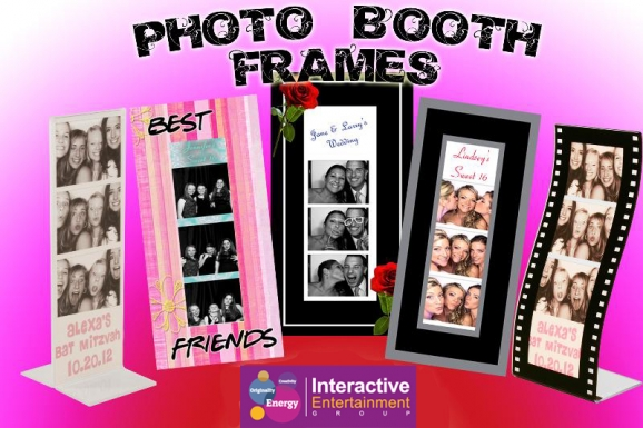add photo booth frames