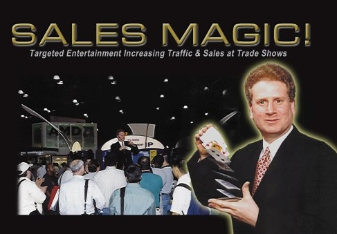 Trade Show Magician
