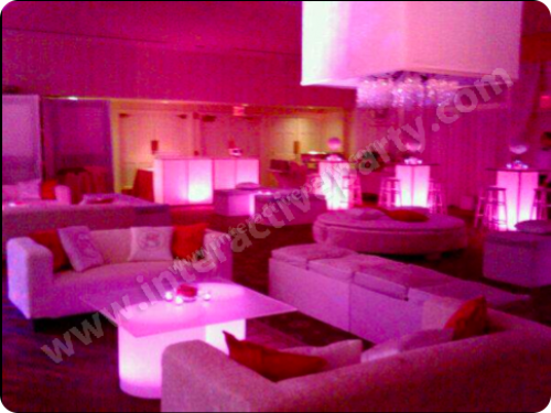 Lighted Lounges