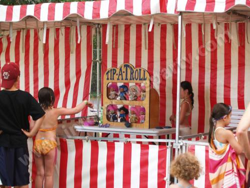Paint Booth Rental >> Carnival Booths