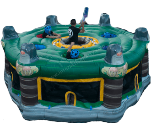 free shipping 2018 popular Inflatable Whack A Mole sport